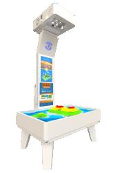 Интерактивная песочница iSandBox Mini (полный комплект)