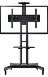 Мобильная стойка для дисплеев от 55'' до 80'' (TS1881)