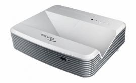 Ультракороткофокусный проектор Optoma X320UST