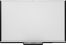 Интерактивная доска SMART Board SBM787V (16:10) с пассивным лотком