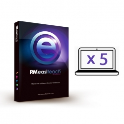 Программное обеспечение RM Easiteach (лицензия на 5 компьютеров)