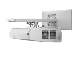 Ультракороткофокусный проектор NEC NP-UM351W (с креплением)