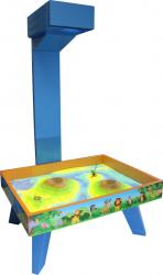 Интерактивная песочница SandBox Project touch (с доп. режимами)